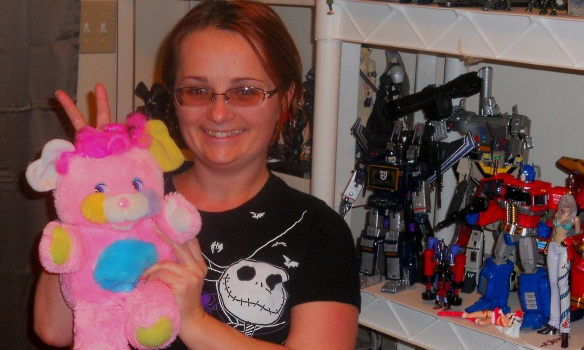 The story of my Popple can be found here....