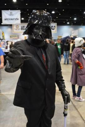 I love Chad Vader
