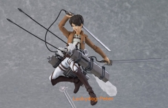 Free-Shipping-Action-Figure-Toy-Eren-Jaeger-150MM-Attack-on-Titan-Eren-Jager-Scout-Regiment-figure