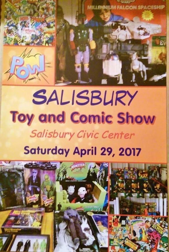 Salisbury Toy